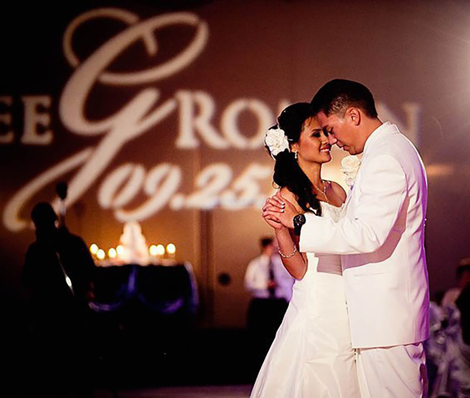 San Diego dj weddings - Becks Entertainment