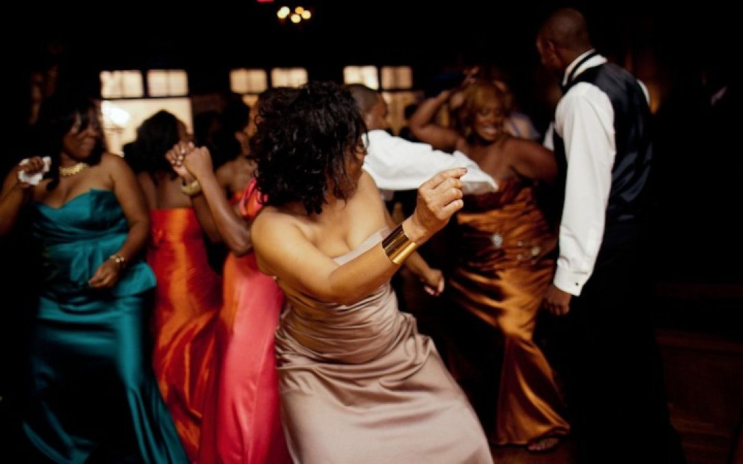 San Diego wedding dj / African American wedding Becks Entertainment