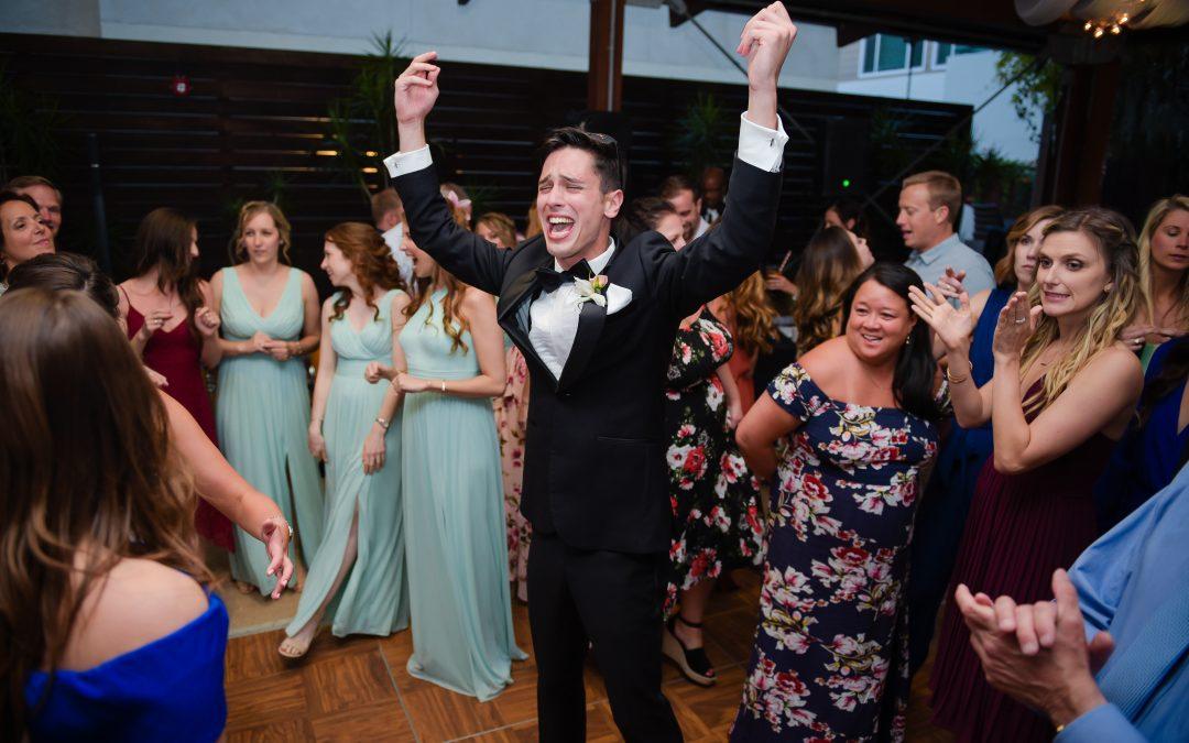 San Diego weddings with DJ jerry Beck