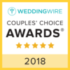 2018 wedding wire award Becks Entertainment