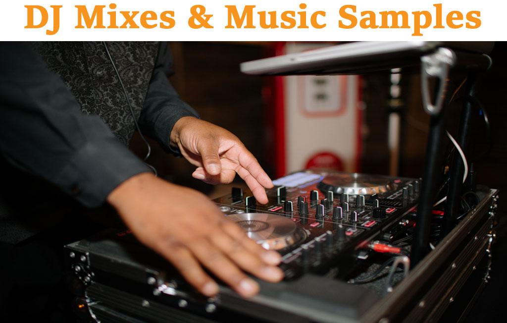 DJ mixes jerry beck becks entertainment san diego dj
